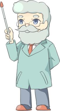 アンケートQのキャラクター 博士 作り方のコツを紹介