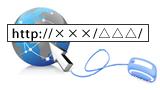 回答画面のURLを自動生成